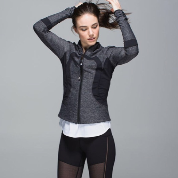 LULULEMON | Find Your Bliss Jacket reversible SZ 6